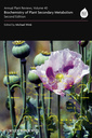 Couverture de l'ouvrage Biochemistry of plant secondary metabolism (Annual plant reviews, volume 40)