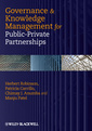Couverture de l'ouvrage Governance & knowledge management for improving pfi/ppp projects (hardback)