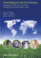 Couverture de l'ouvrage Food safety for the 21st century