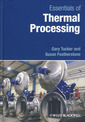 Couverture de l'ouvrage Essentials of thermal processing