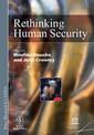 Couverture de l'ouvrage Rethinking human security