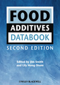 Couverture de l'ouvrage Food additives data book