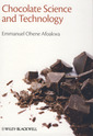 Couverture de l'ouvrage Chocolate science and technology