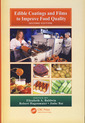 Couverture de l'ouvrage Edible coatings and films to improve food quality