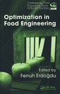 Couverture de l'ouvrage Optimization in food engineering (Contemporary food engineering series)