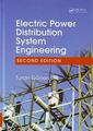 Couverture de l'ouvrage Electric power distribution system engineering