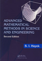 Couverture de l'ouvrage Advanced mathematical methods in science and engineering
