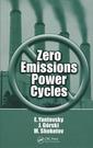 Couverture de l'ouvrage Zero emissions power cycles