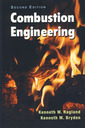 Couverture de l'ouvrage Combustion engineering