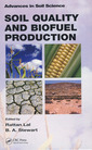 Couverture de l'ouvrage Soil quality and biofuel production