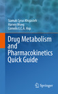 Couverture de l'ouvrage Drug metabolism and pharmacokinetics quick guide