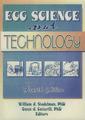 Couverture de l'ouvrage Egg science and technology (4th ed'96) (paperback version) Reprint 2007