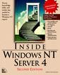 Couverture de l'ouvrage Inside Windows NT server 4, 2nd ed 1998
