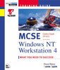 Couverture de l'ouvrage MCSE training guide : windows NT workstation 4 (with CD-ROM) 2nd edition