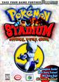 Couverture de l'ouvrage Pokemon stadium official strategy guide