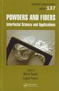 Couverture de l'ouvrage Powders & fibers : Interfacial science & applications (Surfactant science series)