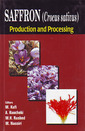 Couverture de l'ouvrage SAFFRON (Crocus sativus) : Production & processing