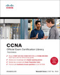 Couverture de l'ouvrage CCNA official exam certification library CCNA exam 640 3rd Ed.