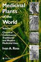 Couverture de l'ouvrage Medicinal Plants of the World, Volume 3