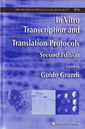 Couverture de l'ouvrage In vitro transcription & translation protocols (Methods in molecular biology, 375) (2nd Ed.)