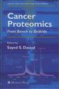 Couverture de l'ouvrage Cancer Proteomics