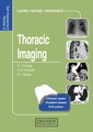Couverture de l'ouvrage Self-assessment Colour Review of Thoracic Imaging