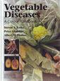 Couverture de l'ouvrage Vegetable diseases. A colour handbook