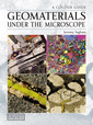 Couverture de l'ouvrage Geomaterials under the microscope. A colour guide