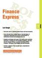 Couverture de l'ouvrage Finance express - finance 05 01