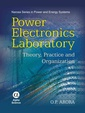 Couverture de l'ouvrage Power electronics laboratory : theory, practice & organization