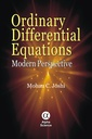 Couverture de l'ouvrage Ordinary differential equations: Modern perspective