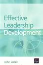 Couverture de l'ouvrage Effective leadership development
