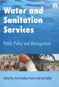 Couverture de l'ouvrage Water & sanitation services: public policy & management