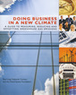 Couverture de l'ouvrage Doing business in a new climate: A guide to measuring, reducing & offsetting greenhouse gas emissions