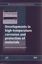Couverture de l'ouvrage Developments in High Temperature Corrosion and Protection of Materials