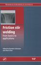 Couverture de l'ouvrage Friction Stir Welding