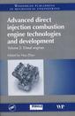 Couverture de l'ouvrage Advanced Direct Injection Combustion Engine Technologies and Development