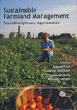 Couverture de l'ouvrage Sustainable farmland management new transdisciplinary approaches