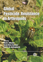 Couverture de l'ouvrage Global pesticides resistance in arthropods