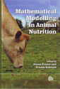 Couverture de l'ouvrage Mathematical modelling in animal nutrition