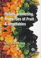 Couverture de l'ouvrage Health-promoting properties of fruits & vegetables