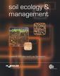 Couverture de l'ouvrage Soil ecology & management