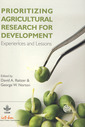 Couverture de l'ouvrage Prioritizing agricultural research for development