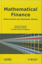 Couverture de l'ouvrage Mathematical Finance. Deterministic and Stochastic Models