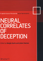 Couverture de l'ouvrage Neural correlates of deception (A special issue of the journal Social Neuroscience)