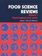 Couverture de l'ouvrage Food Science Reviews