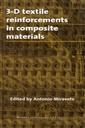 Couverture de l'ouvrage 3-D Textile Reinforcements in Composite Materials