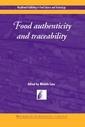 Couverture de l'ouvrage Food Authenticity and Traceability