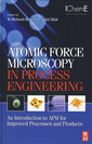 Couverture de l'ouvrage Atomic Force Microscopy in Process Engineering