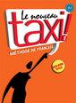 Couverture de l'ouvrage Le nouveau taxi ! 1 livre de l'élève (avec DVD-ROM)